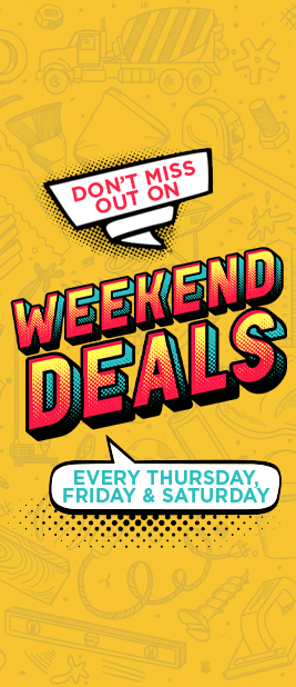 Weekend Deals - Speedex